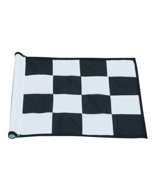 Bandiere-a-scacchi-nera-e-bianca