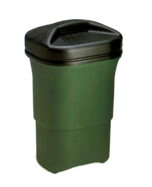 Cestino rifiuti in plastica