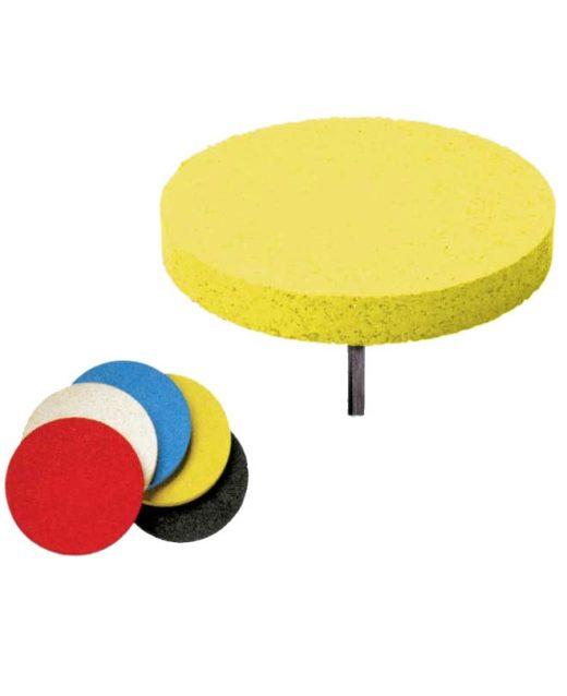 Marcadistanze-da-fairway-in-gomma-riciclata-giallo