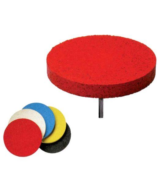 Marcadistanze-da-fairway-in-gomma-riciclata-rosso