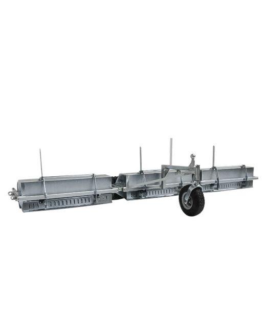 Raccoglitore-di-palline-con-dispositivo-meccanico-di-scarico-da-fossa-a-3-o-5-sezioni
